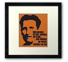 George Orwell 1984 II Framed Print