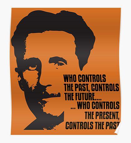 George Orwell 1984 II Poster