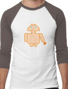 DROID PHONE HOME Men's Baseball ¾ T-Shirt