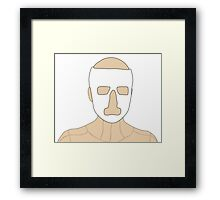 La piel que habito Almodovar ALL PRODUCTS AVAILABLE Framed Print