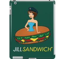 Jill sandwich iPad Case/Skin
