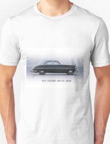 1950 Packard Four Door Sedan Unisex T-Shirt