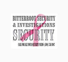 Security - Breast Cancer awareness Unisex T-Shirt