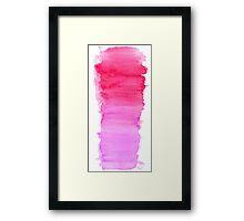 Girly pink Framed Print