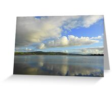Clouds.............................Most Products Greeting Card