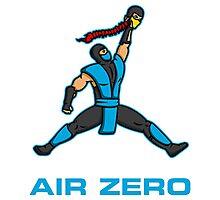 Air Zero Photographic Print