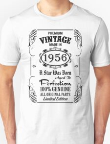 Premium Vintage Made In 1956 T-Shirt