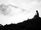 Tian Tan Buddha - Hong Kong by weijiahua