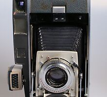 Polaroid Pathfinder Land Camera Model 110A by Peter Bodiam