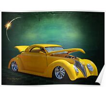 '39 Roadster Poster