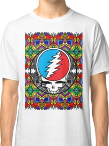 Grateful Dead Trippy Pattern Classic T-Shirt