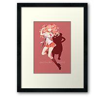 Junko Cover Framed Print