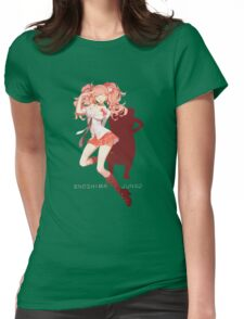 Junko Cover Womens Fitted T-Shirt