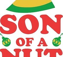 Son of a Nut Cracker by ClassyThreads