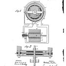 Nikola Tesla Electro-Magnetic Motor No. 382,279 Part 1 by jamessasek