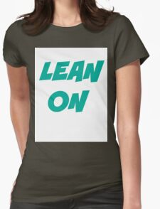 Major Lazer - Somebody To LEAN ON T-Shirt