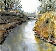 Goulburn River 2 by rjpmcmahon