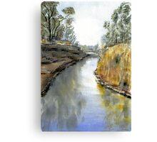 Goulburn River 2 Canvas Print
