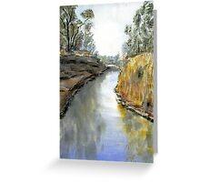 Goulburn River 2 Greeting Card