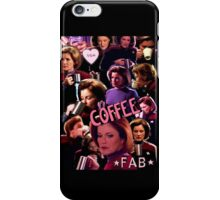 Cute Captain Janeway Phone Case iPhone Case/Skin