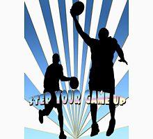 Step Your Game Up Mens V-Neck T-Shirt