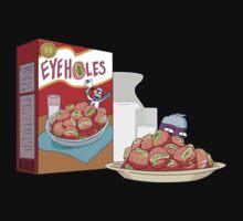 Eyeholes by alienaviary