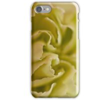 Carnation Macro iPhone Case/Skin