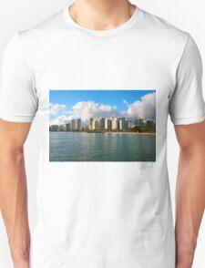 Waikiki Beach, Honolulu OAHU T-Shirt