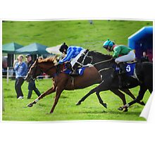 Ballyvaughan Races 2010 - Head to Head Poster