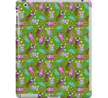 Shamans in the grass iPad Case/Skin