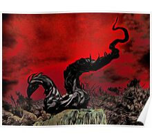 The Dragon Devastated Land Poster