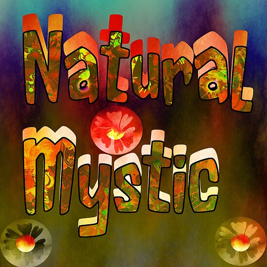 Natural Mystic logo  by Grant Wilson
