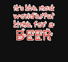 It's the most wonderful time.. for a beer Pullover