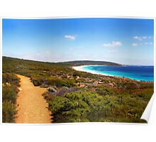 Coast of Australia's south west Poster