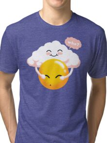 Sunny Weather Tri-blend T-Shirt