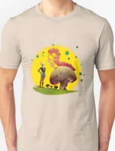 Alice and the Caterpillar Unisex T-Shirt