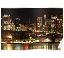 The City of Sydney Poster