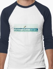 flying board Men's Baseball ¾ T-Shirt