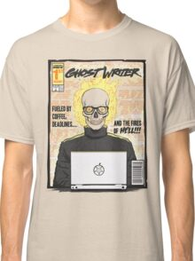 Ghost Writer Issue #1 Classic T-Shirt