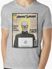 Ghost Writer Issue #1 Mens V-Neck T-Shirt