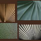 Pleated Abstract by chloemay