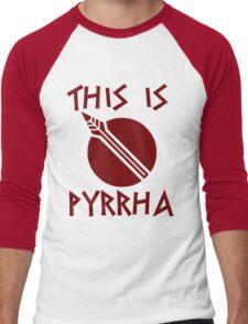 THIS IS PYRRHA - RWBY  Men's Baseball ¾ T-Shirt