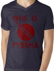THIS IS PYRRHA - RWBY  Mens V-Neck T-Shirt