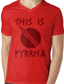 THIS IS PYRRHA - RWBY  Mens V-Neck T-Shirt