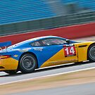 Aston Martin Racer by supersnapper