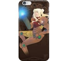 Samus Nouveau iPhone Case/Skin
