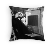 Clip II Throw Pillow