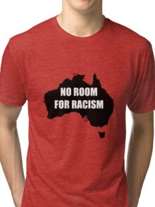 Australia - No Room For Racism Tri-blend T-Shirt
