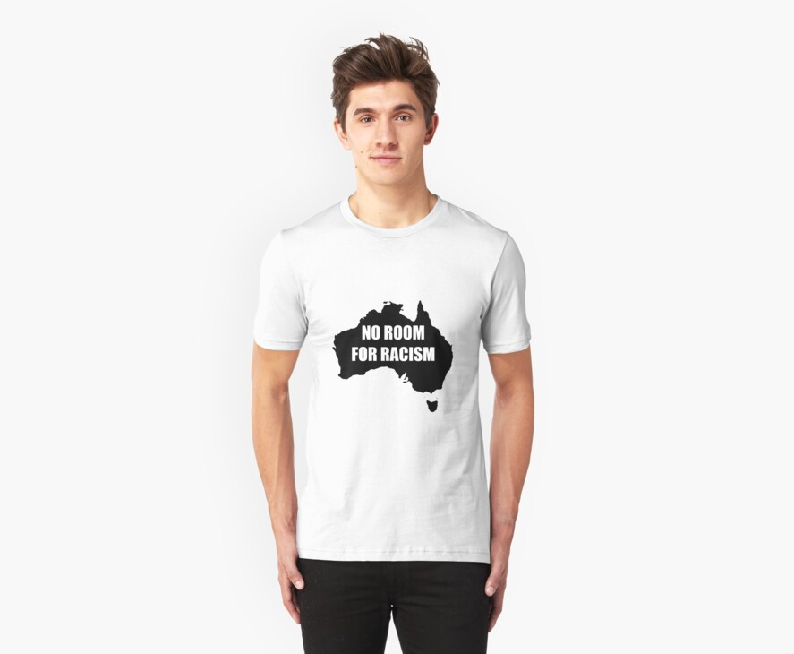 Australia - No Room For Racism by houseAU