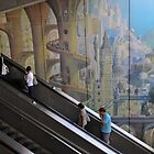 Gare Lille Europe Station  Lille France  by James  Key